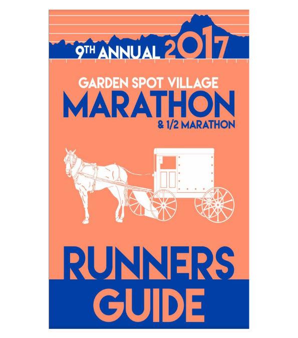 Runner e-mail #12 - Taper - Garden Spot Village 1/2 Marathon & 10K